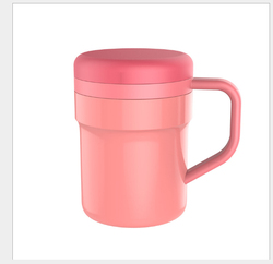 Mixing jar Portable cup No power required Hot water stirring Physical cooling Temperature-resistant range 0-100℃