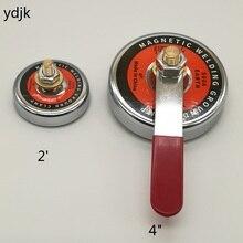 1 шт. магнитное сварочное заземление устройство магнитной сварки Заземляющий зажим 16LBS 200A 66LBS 500A