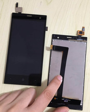 test ok Hot sale 4.5 inch Highscreen Zera S Rev.S LCD Display Screen With Touch Panel Digitizer assembly