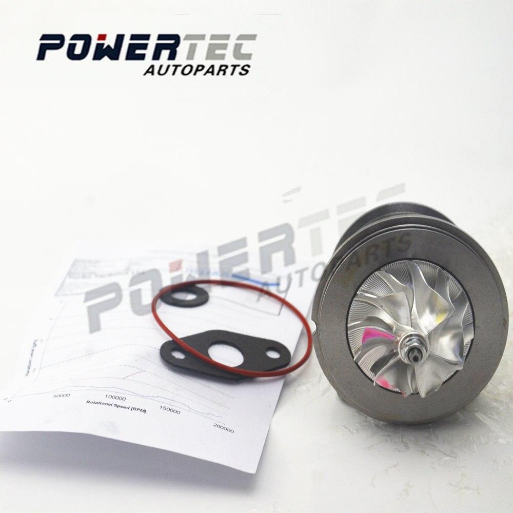 TD04 Billet compressor wheel Turbo cartridge core 49131-05312 4913105313 For Ford Transit 2.2 / 2.4 TDCi 75hp / 85 HP Duratorq td03l4 49131 05312 49131 05310 49131 05313 6c1q6k682cd 6c1q6k682ce turbo for ford transit vi 2006 puma duratorq v347 2 2l tdci
