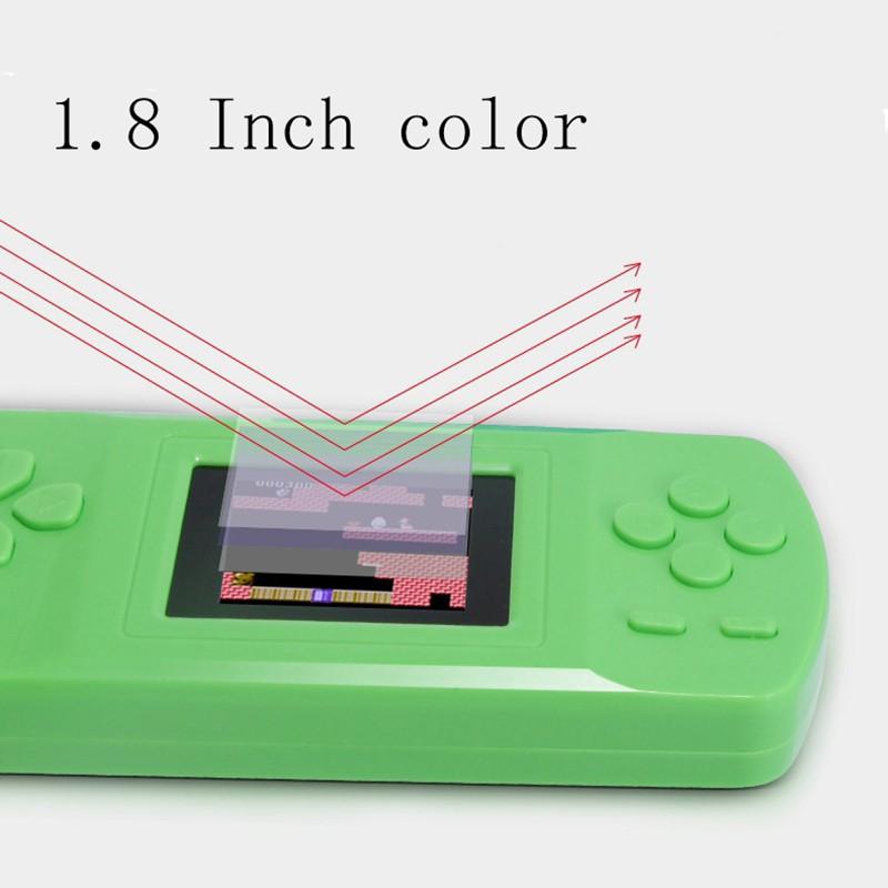 2.4 inch LCD Color Screen Handheld Game Player Nostalgic Classic Retro AVG/ACT/RPG Game
