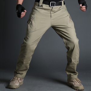 Image 5 - US Army Urban Tactical Pants Military Clothing Mens Casual Cargo Pants SWAT Combat  Pants Man Trousers With Multi Pocket