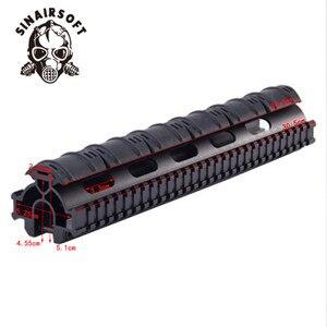 Image 2 - G3 Tactical Tri Rail Handschutz System Fit HK G3, PTR 91,CETME Jagd zubehör Für Airsoft schießen contest Freies verschiffen