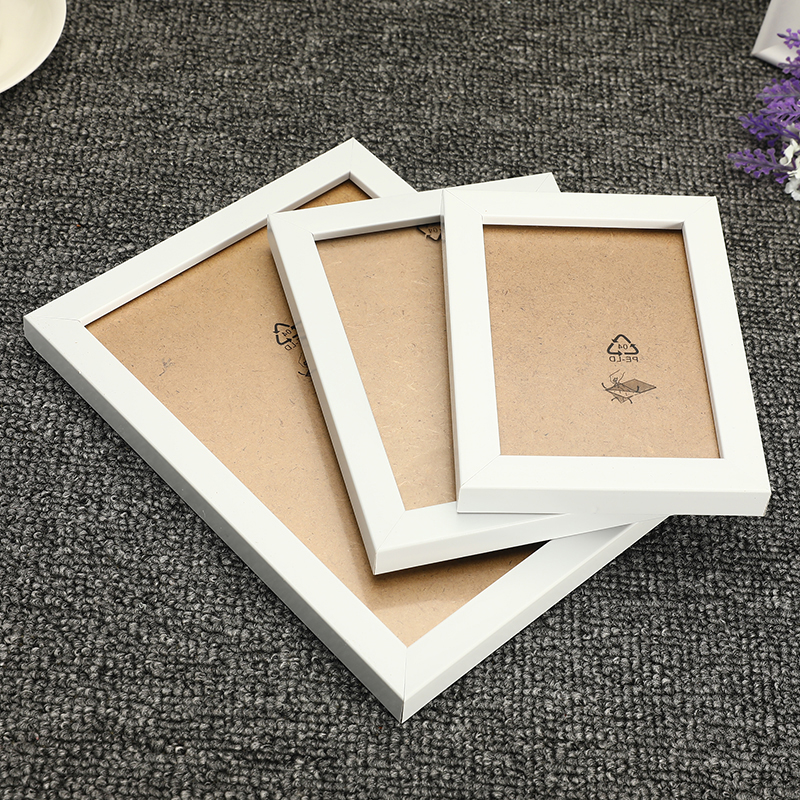 Image 4 - 11Pcs Wall Hanging Photo Frame Set For Hallway Bedroom Living Room Wall Decoration Modern Art Home Decor Family Picture Display-in Frame from Home & Garden