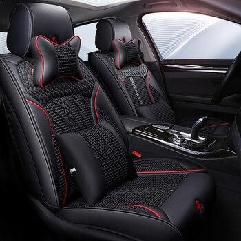 Car Seat Covers car-styling Car Seat Cushions Car pad,auto seat cushions For Volkswagen Beetle CC Eos Golf Jetta Passat Tiguan T