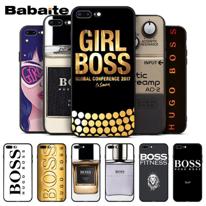 coque iphone xr girl boss