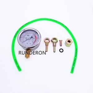 Image 1 - محرك نظام الوقود شاحن توربيني مقياس ضغط الزيت 0.1Mpa اختبار التشخيص عدة أدوات عالية الدقة للصدمات
