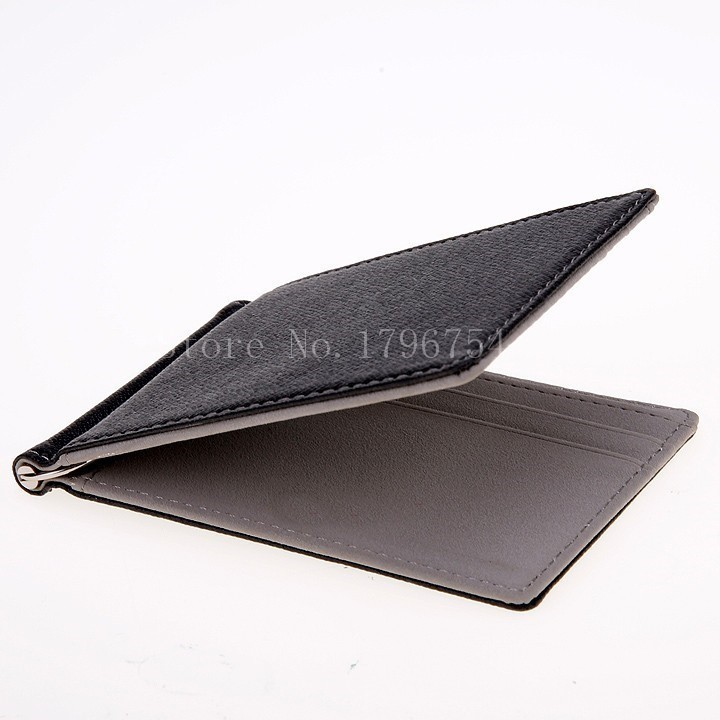 HTB1 4S4PXXXXXa2apXXq6xXFXXXh - BLEVOLO Brand Men Wallet Short Skin Wallets Purses PU Leather Money Clips Sollid Thin Wallet For Men Purses 4 Colors