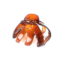 New Fashion Girls Hairpin Hair Crab Clamp Claw Plastic Hair Clips for Women Barrettes Hair Claws for Women Hair Accessories 686 цена в Москве и Питере