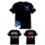Pique T-shirt Dos Homens Das Mulheres camisa Camisa Da Equipe de Valor Místico Instinto Feminino Masculino Moda Casual T-shirt Do Jogo Casais Roupas H0049