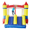YARD Professional Home Use Inflatable Moonwalk Bounce House Jumper Kids Toys Mini Inflatable Bouncer
