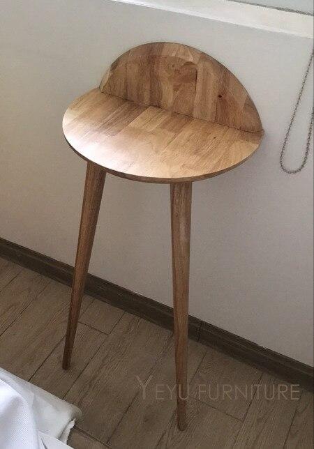 Us 189 0 Desain Minimalis Modern Sisi Meja Sudut Meja Yang Modern Rumah Mode Dekorasi Sisi 2 Kaki Meja Meja Rak Sederhana Desain Tinggi In Meja Kopi