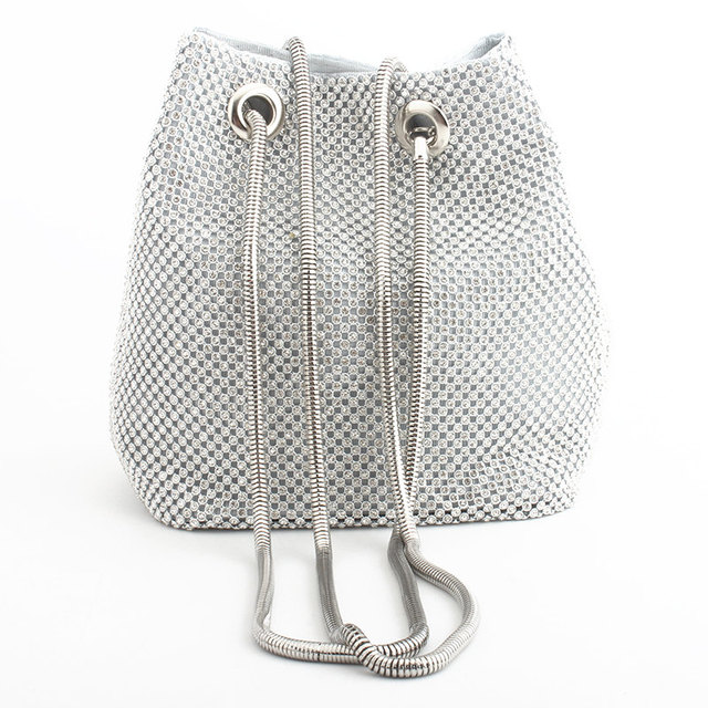 clutch evening bag luxury women bag shoulder handbags diamond bags lady wedding party pouch small bag satin totes bolsa feminina 5