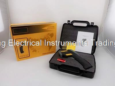 TECMAN TM750 Infrared Laser IR Thermometer Non-Contact Industrial Multi-function LCD Digital Temperature Meter Temp Gun -50~800C  цены