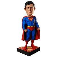 FREE SHIPPING Superhero Avengers Assemble Dc Comics Superman Head Knocker Bobbleheads New In Box