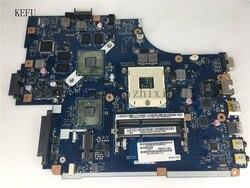 KEFU Para ACER ASPIRE 5741 5741G 5742 5742G placa gráfica motherboard Laptoop MBRAA02001 LA-5893P com GT320M maninboard