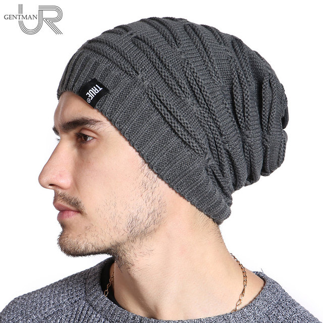 Knitted Fashion Oversized Beanie 4