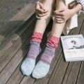 2017 High Quality Fashion Japan Style Women Socks Lovely Preppy Cotton Socks for Women Art Retro Loose Socks Girls