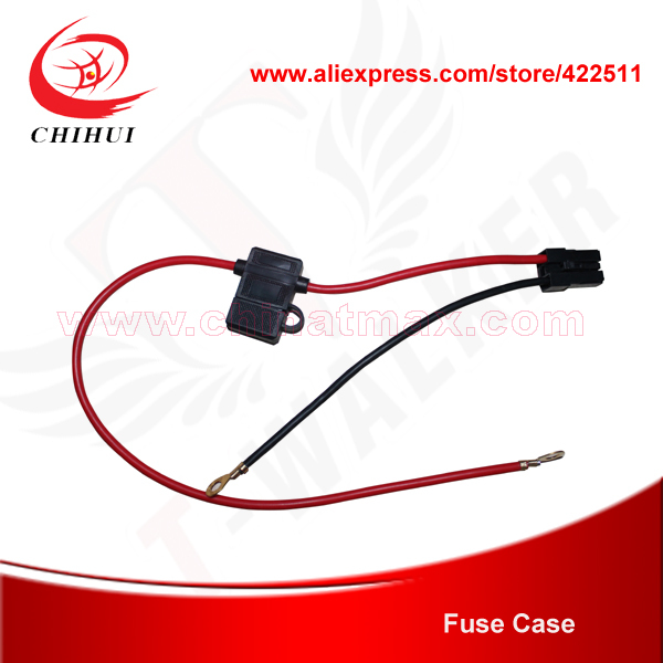 aliexpress com buy 30a 35a fuse case fuse box battery 30a 35a fuse case fuse box battery connecting wire for foldable electric scooter using