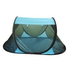 Folding baby tent outdoor beach tent children outdoor lawn account baby mosquito net tents