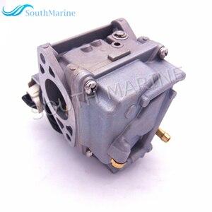 Image 4 - Boat Motor Carburetor Assy 6AH 14301 00 6AH 14301 01 for Yamaha 4 stroke F20 Outboard Engine