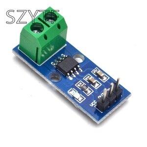 Image 1 - 10PCS 5A 20A 30A טווח ACS712 מודול חיישן זרם מודול