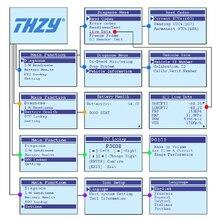 OBD диагностический сканер THZY NI100 универсальный диагностический инструмент двигателя автомобиля код ошибки чтения Батарея медицинский сканирования f