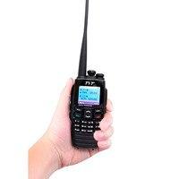 TYT DM UVF10 gps функция цифровая рация DPMR цифровой радио DMUVF10 gps двухдиапазонный 136 174/400 470 МГц трансивер ветчины