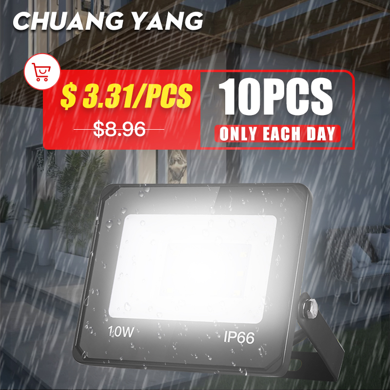 CY Led Flood Light Outdoor Spotlight Projector Led Spot 10/20/30/50W IP66
