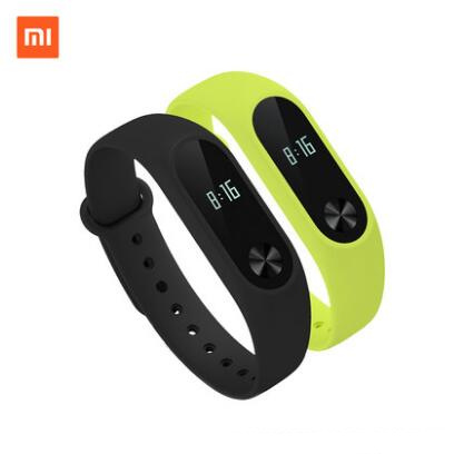 Original Xiaomi Colorful Silicone Wrist Strap Bracelet  Replacement for  Miband 2 Xiaomi Mi band 2 Wristbands 2