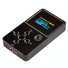 XDuoo X2 Profesional HIFI Reproductor de Música MP3 con Pantalla OLED * Soporte de MP3 WMA APE FLAC WAV formato Vendedor Autorizado