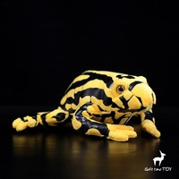 Real Life Plush Animals Toys For Children Present Poison Dart frog Dolls Gifts Cute Toy Shops