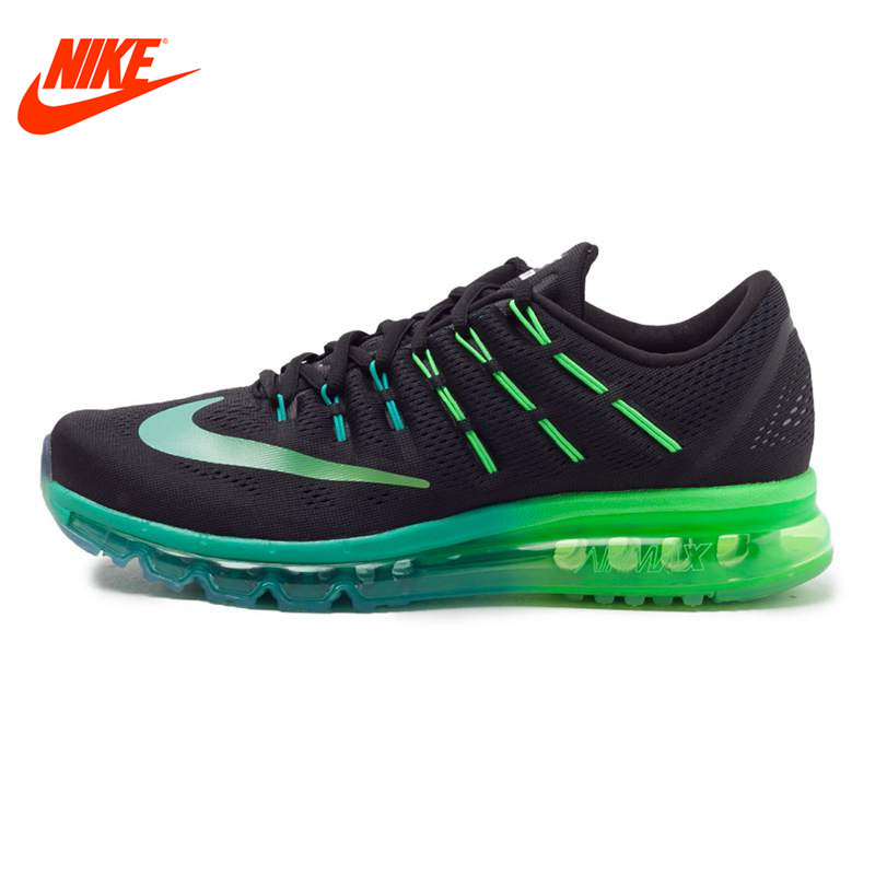 original nike breathable air max men 39 s running shoes. Black Bedroom Furniture Sets. Home Design Ideas