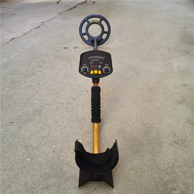 Hot Selling MD-3009II Hobby Upgraded Metal Detectors Underground Detector Gold Detector MD3009II стоимость
