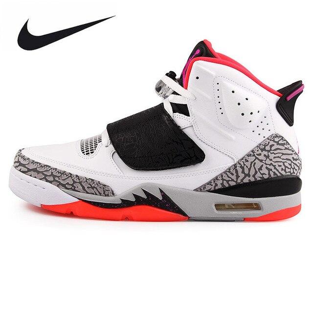 quality design 9d396 68464 Scarpe Nike Di Air Sportive Degli Basket Esterno Rock Originale Da Marte  Uomini Figlio Hot In ...