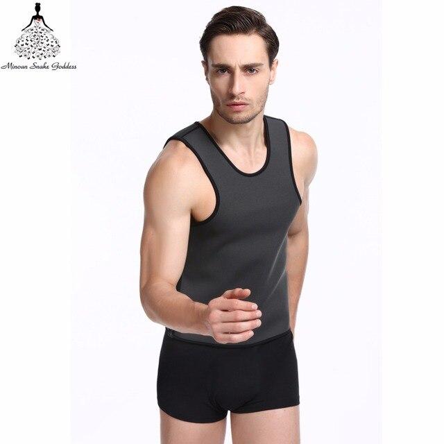 5ef0815f6ec neoprene shapers Waist Cincher men body shaper belly underwear man waist  corset hot shapers waist cincher