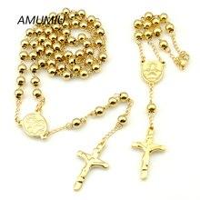 unid/set joyería 6mm oro