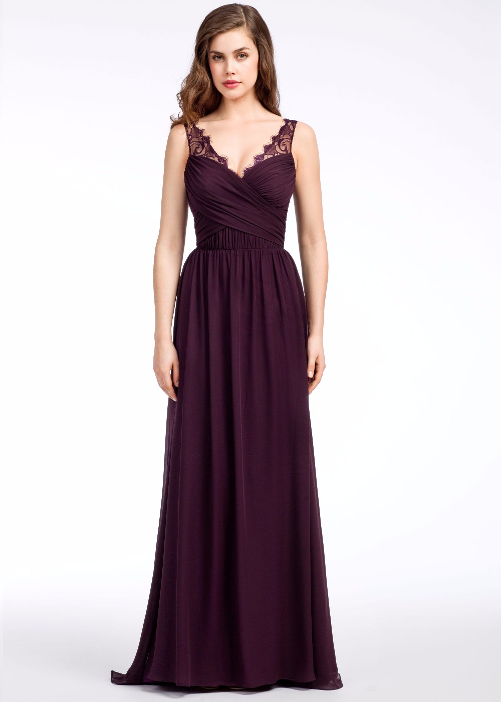 Online get cheap dark purple dress for Cheap formal dresses for wedding guests