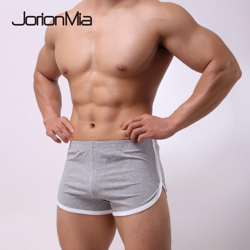 2019 Mens Sexy Unterwäsche Männer Boxer Shorts Schlüpfer Der Männer Kurze Atmungsaktive Kurze Boxer Hause Unterhosen Männer Unterwäsche Boxer B309 100% Garantie