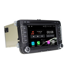 16GB ROM Android 7.1 Quad Core 2GB RAM Car Multimedia Player for VW Golf 6/Scirocco/Sharan/Amarok/Multivan T5/Bettle/Volkswagen