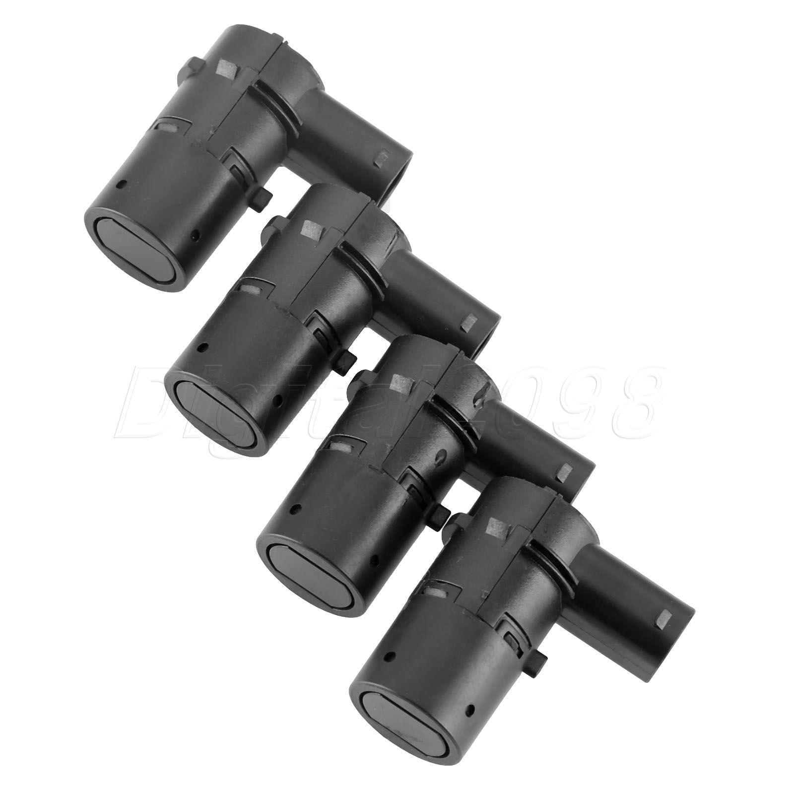 Yetaha 4pcs PDC Parking Sensor Reverse Assist Backup Parksensor 4711842 5266523 For Saab 9-5 Volvo S40 60 80 V50 70 XC70 XC90 new set 4 9288230 pdc parking distance sensor reverse assist for bmw 0263013972
