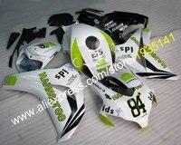 Hot Sales,Hannspree motorcycle 84 For Honda CBR 1000RR 2008 2011 CBR1000 RR 08 11 popular bodywork fairing (Injection molding)