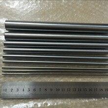 Гильза цилиндра Линейный вал оптическая ось OD 3 мм/4 мм/5 мм/6 мм/8 мм/10 мм/12 мм/16 мм/20 мм/25 мм x 200 мм