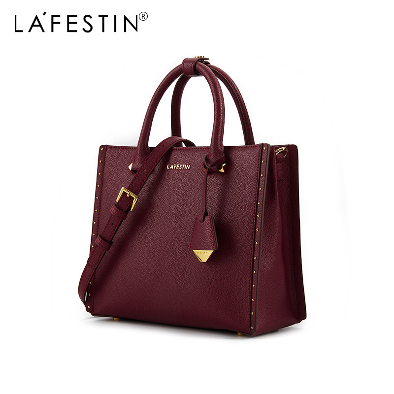 LA FESTIN 2018 New Women Handbag Leather Tote Handbags Luxury Multifunctional Versatile Bag Ladies Luxury Handbags Designer Bag сумка handbags for women pu versatile handbag