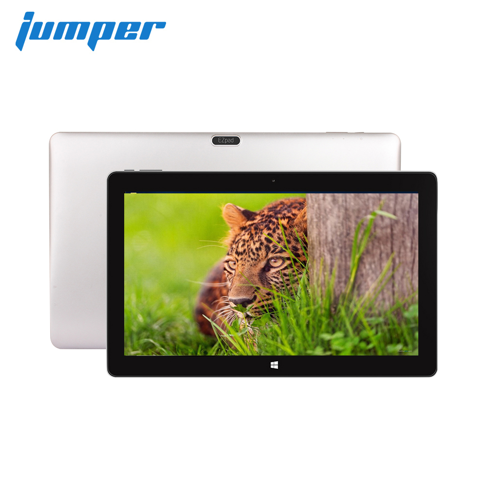 "2 in 1 tablet 11.6"" 1080P IPS Jumper EZpad 6 Pro tablets Intel Apollo Lake N3450 6GB 64GB tablet pc multi-language Windows 10 OS"