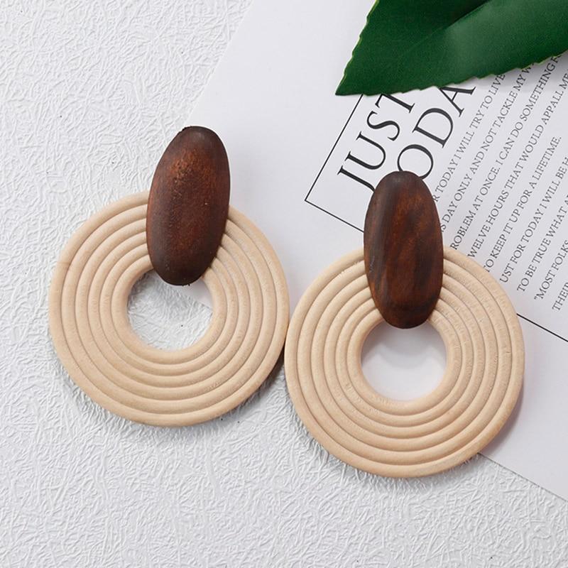 Beige Wooden