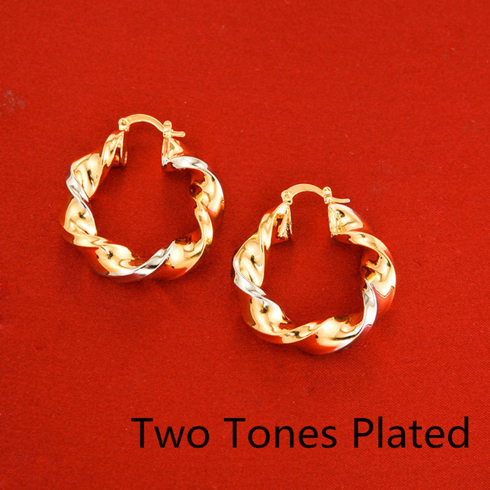 Two Tones Plated