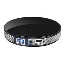 """Выпуск беспроводной Cube Wifi мини DLP Pico проектор, 12"""" дисплей/100 люмен/WiFi/Micro SD/HDMI/1080 P"""