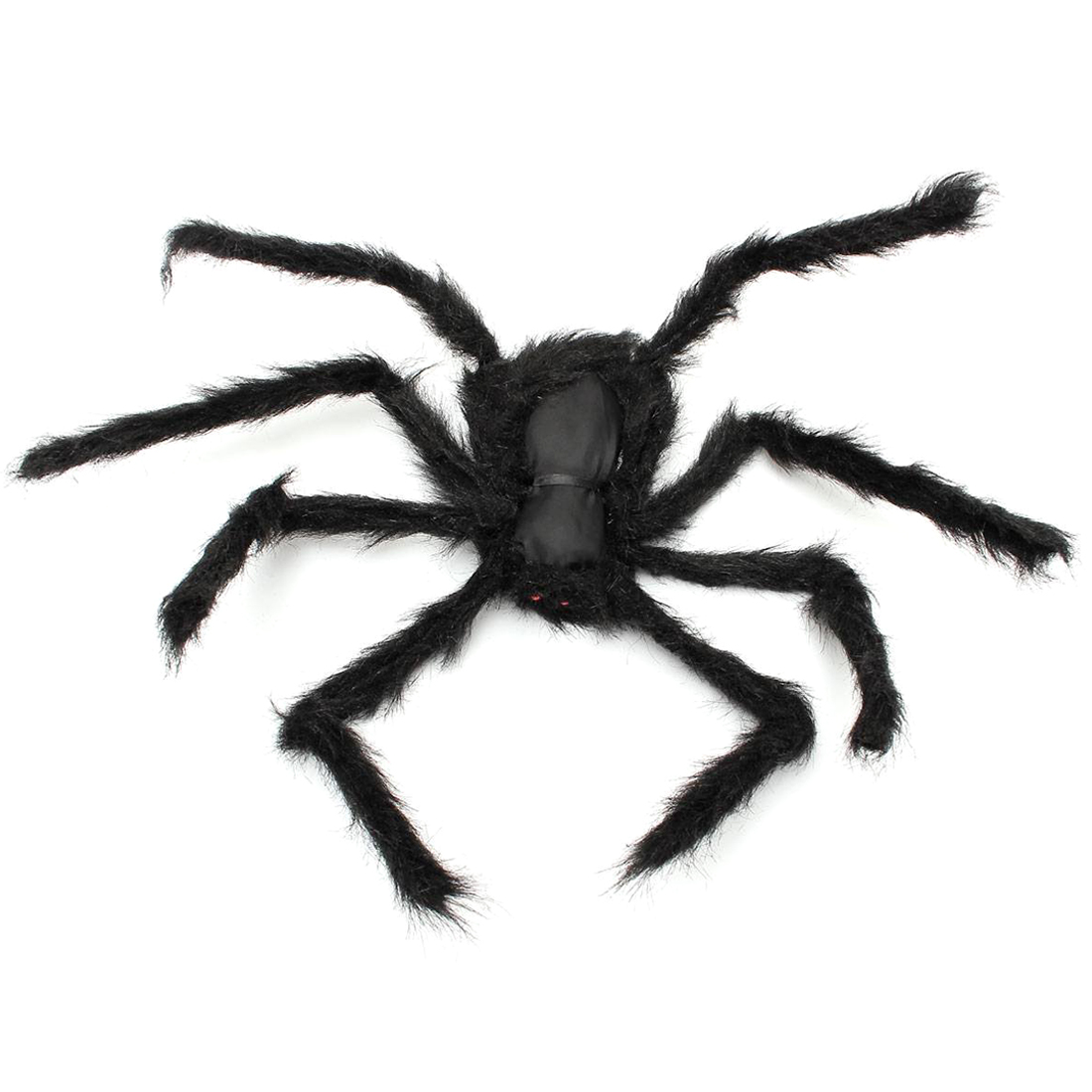 29 Giant Spider Plush Spider Red Eye Party Horror Props Decoration