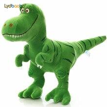 1 шт. Горячая 40-100 см динозавр плюшевые игрушки хобби мультфильм тираннозавр мягкие игрушки куклы дети мальчики ребенок день рождения рождественские подарки
